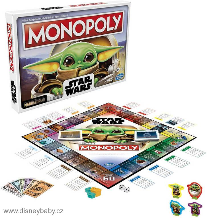 HASBRO Monopoly Star Wars The Mandalorian The Child