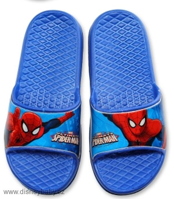 Pantofle Spiderman