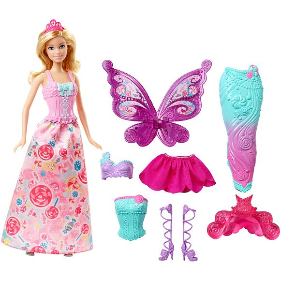 Barbie Dreamtopia set