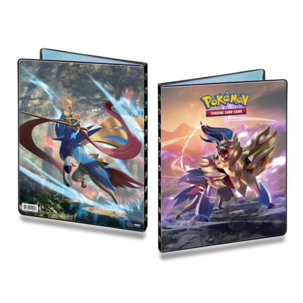Pokémon: A4 sběratelské album - Sword and Shield 252karet