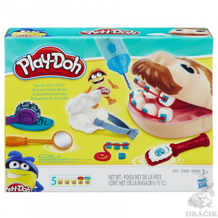 Play-Doh – Zubař
